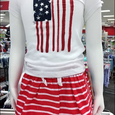 Patriotic Apparel for Girls 3