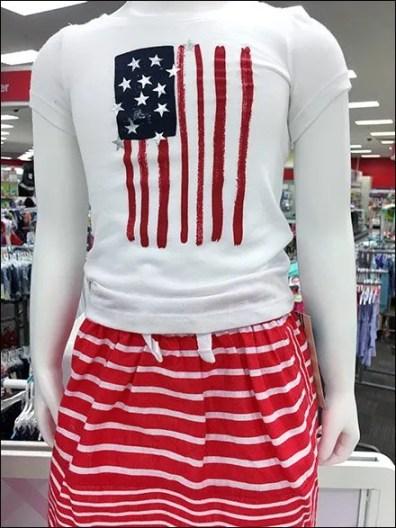 Patriotic Apparel for Girls 3