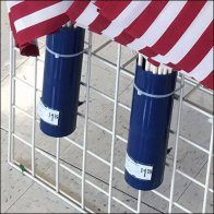Patriotic Flags Quiver for Grid Two-Up Square