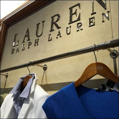 Ralph Lauren Barre Bar Display Feature