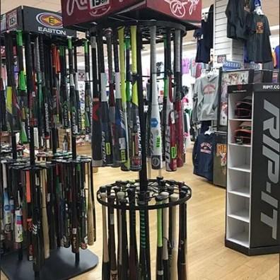 Rawlings Baseball Bat Rack 1