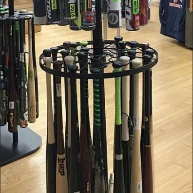 Rawlings Baseball Bat Rack 2