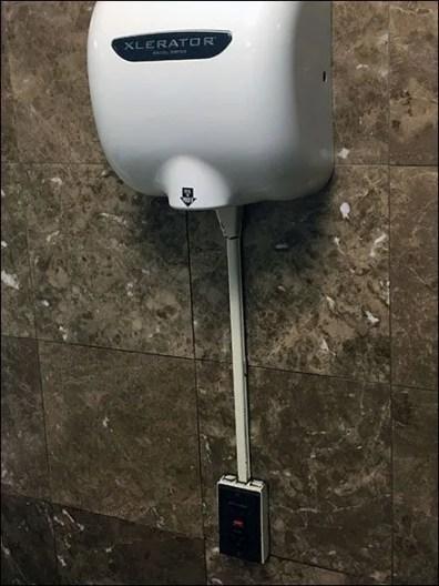 Restroom Shortcut to Short Circuit Wiring 2