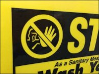 Stop Wash Hands Before Leaving Restroom 3