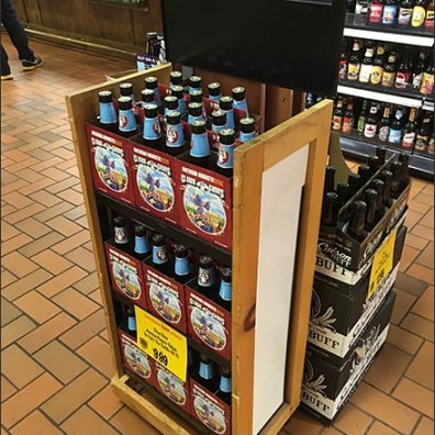 Wegmans Mobile 4-Pack Stacker 2