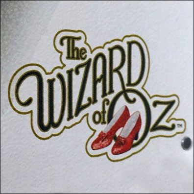 Wizard of Oz Its All About The Shoes Rago Bros Aux