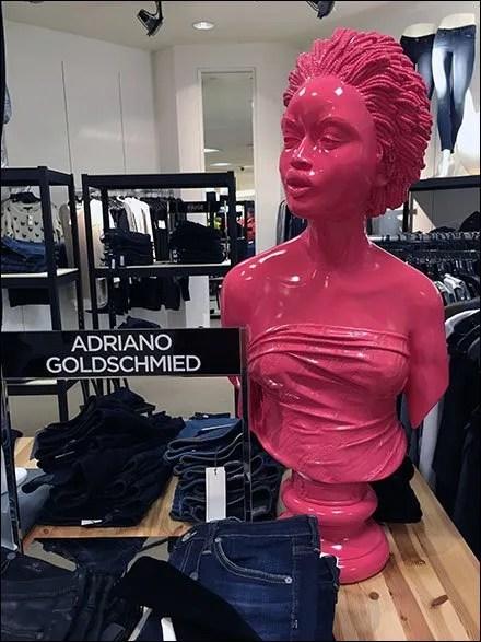 Adriano Goldschmied Color Statue 3
