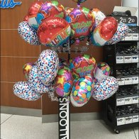 Balloon Tree JFK Concourse 2