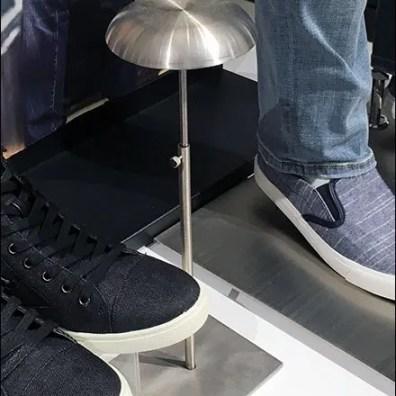 Contemporary Table-Top Headform Core 2