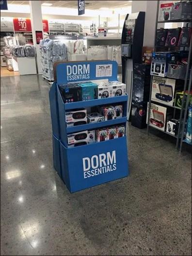 Dorm Essentials at JC Penny 1