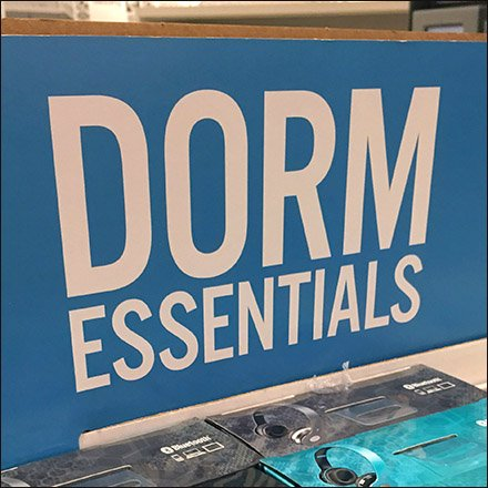 Dorm Essentials at JC Penny Feature