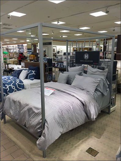 Macys Hotel Collection Branding Bedding 1