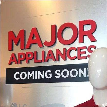 Appliance Store Fixtures And Merchandising