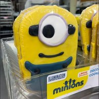 Minion Cookie Mated Tray 2