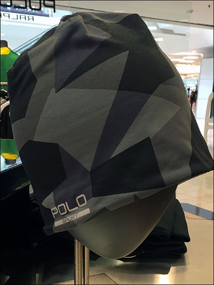 Polo Ralph Lauren Camo Cap Headform Main