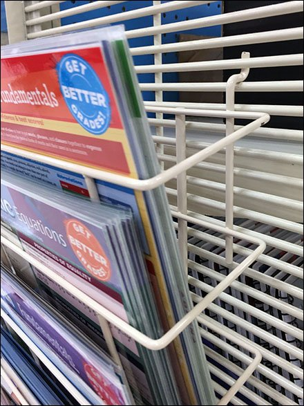 PowerWing Literature Holder For Grid 3