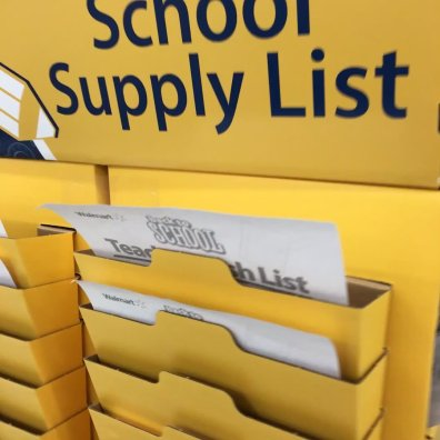 School Supply List 2