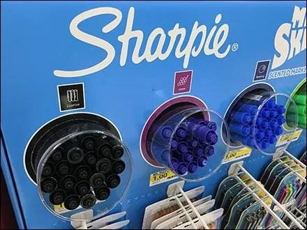 Sharpie Mr Sketch PaperMate Back-to-School Color Code 1