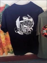Skydiver T-Shirt Merchandising Clothes Hanger 2