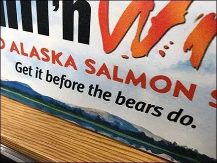 Alaskan Salmon Sushi - Get It Before The Bears Do 3