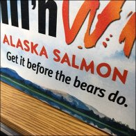 Alaskan Salmon Sushi: Get Before The Bears Do