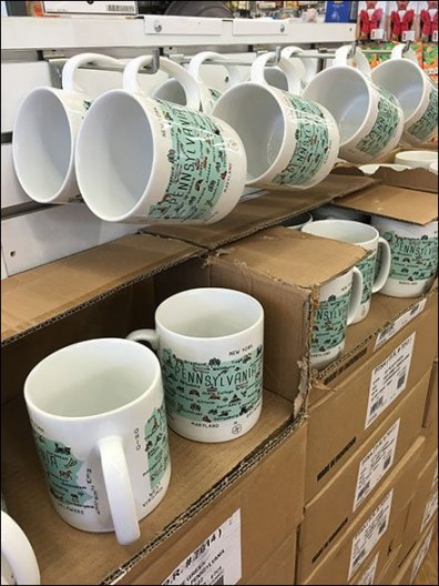 Cups Sold By 90º Tip Slatwall Hooks 2