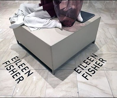 Eileen Fisher Omni-Directional Floor Graphic Main