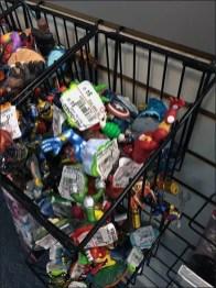 GameStop Cashwrap Slatwall Wire Baskets 3
