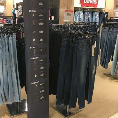 12 Levis Women's Denim Styles Defined at Once