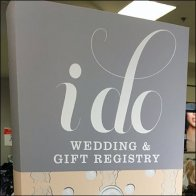 Linea Donatella Wedding Gift Registry I Do
