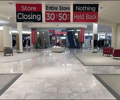 Macys Store Closing Horizontal Signs 1