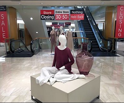 Macys Store Closing Horizontal Signs 2