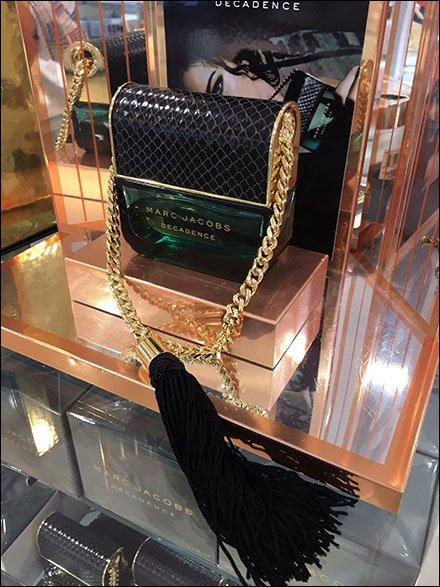 Marc Jacobs Fragrance Clutch Miniature Carry-On
