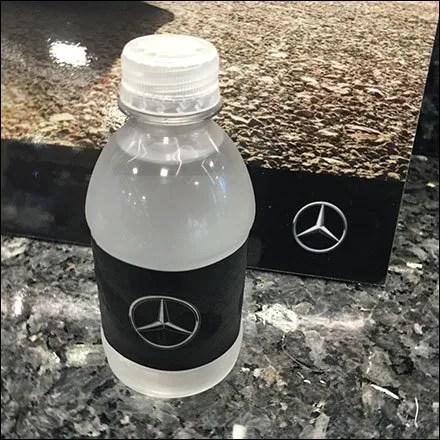 Water Bottle Store Fixtures