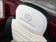 Mercedes Benz Manhattan Moderno Radio Control Car 5