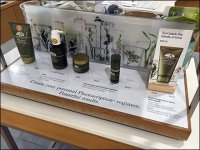 Plantscription Natural Rx In-Store Display