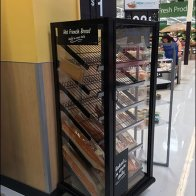 Warm French Bread Proofing Cabinet 1