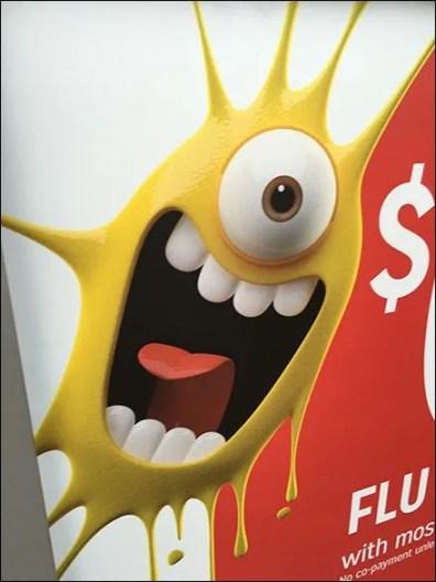 Fall Flu Shots Free at Kmart