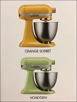 KitchenAid Artisan Color Selection Claim To Fame