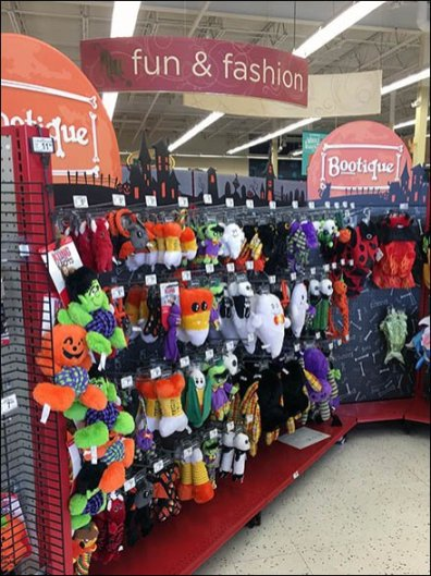Petco Halloween Pet Costume Boutique 1