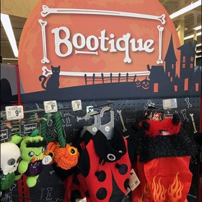 Petco Halloween Pet Costume Boutique 3