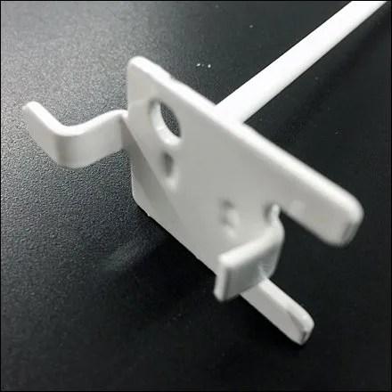 Best of Single-Lug One-Hole Pegboard Hooks