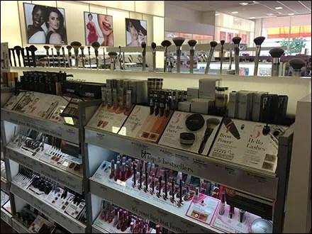 Ultra Beauty Cosmetics Brush Lineup 1
