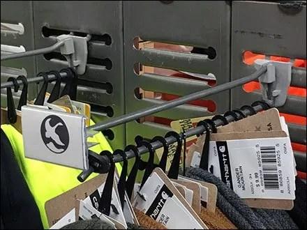 Flambeau Straight-Entry Slot Scan Hooks