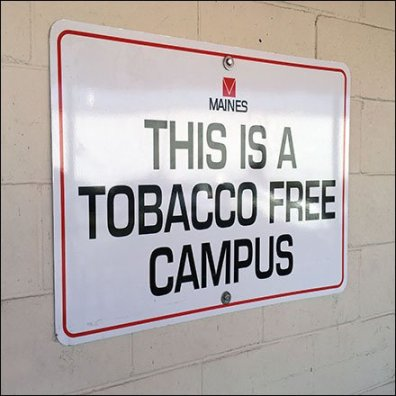 Maine Source Tobacco-Free Campus Declaration