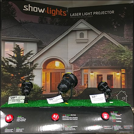 Laser-Lighting House-Size Try-Me Display