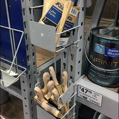 paint-brush-strip-merchandiser-for-pallet-rack-upright-2