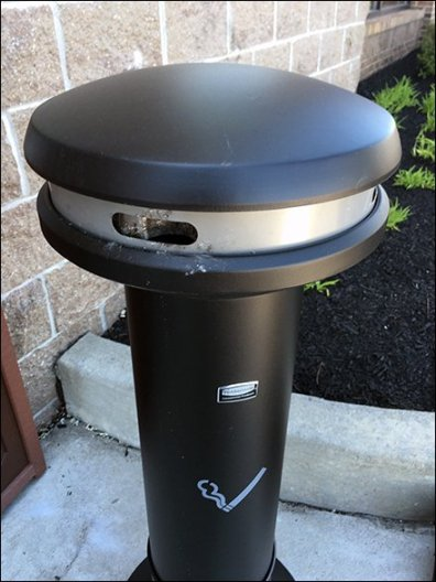 rubbermaid-no-smoking-cirgarette-butt-station-2