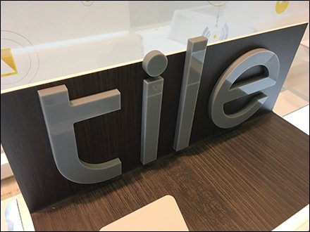 Tile Merchandising Store Fixtures - Sprint Electronic Tile Ready to Grab-And-Go