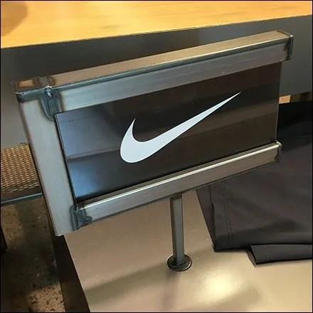 Nike Retail Fixtures / Nike Displays